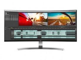 LG 34UC98-W Monitor. New LG Range.