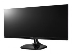 LG 25UM58-P Monitor. New LG Range.