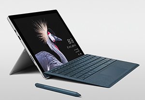 New Surface Pro Microsoft