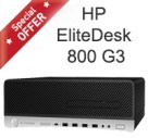 HP EliteDesk 800 G3 | Special Offer